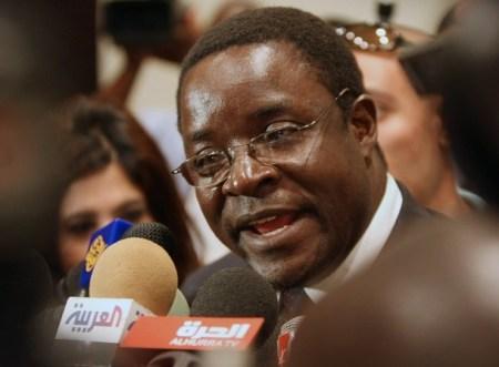 Presidential spokesman George Charamba